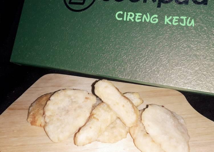 Cireng Keju