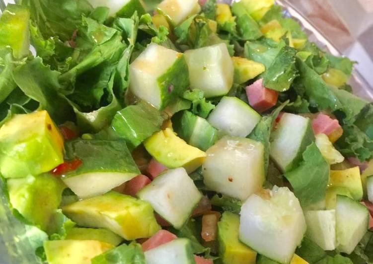 Recipe of Perfect Salad