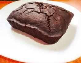 """Mini """"brownie"""" sin gluten, vegano y sin horno: ? vienen visitas gluten free!"""