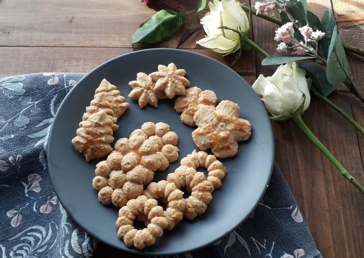 Bagaimana Membuat Peanut butter cookies, Sempurna
