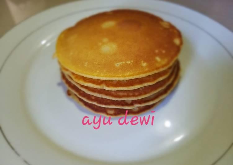 Resep Pancake Terenak