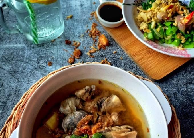 Sup Ayam Berempah