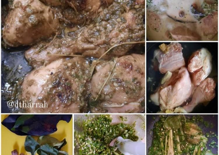 Resep Gulai Ayam Lado Mudo, Bisa Manjain Lidah