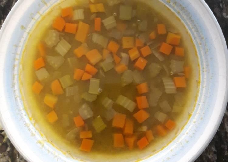 Autumn Lentil Soup