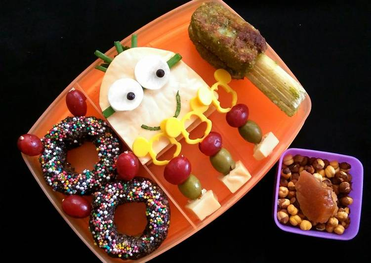 Recipe of Favorite Kids Lunch Box