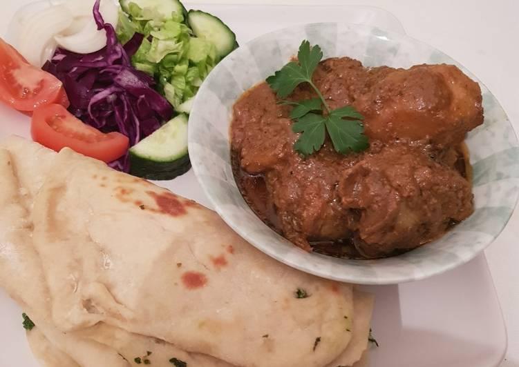 Indian Chicken Sidhi gravy sauce
