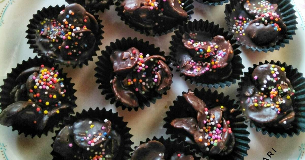 224 Resep Kue Coco Crunch Coklat Enak Dan Sederhana Cookpad
