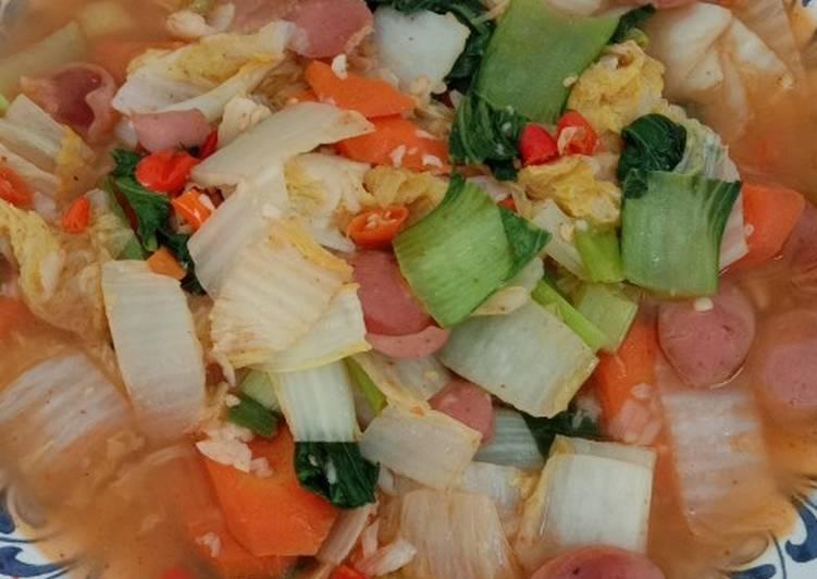 Capcay sayur