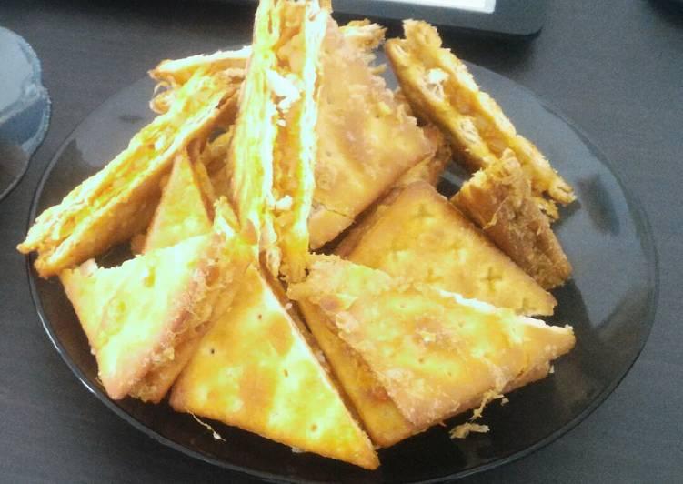 Crackers Sayur Sehat Ala Juy