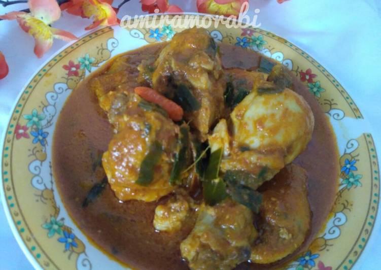 3 Cara Buat Ayam Woku Tanpa Daun Kemangi Yang Cepat Cookandrecipe Com