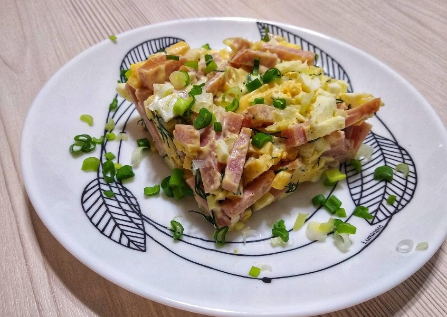 Салат южный рецепт с фото
