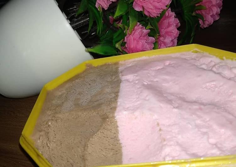 Es Cream pop ice