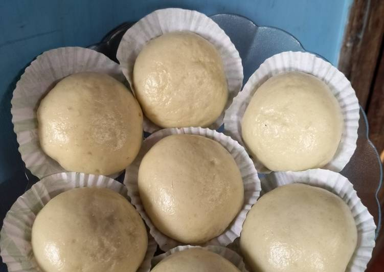 Resep Bakpao isi coklat Bikin Laper