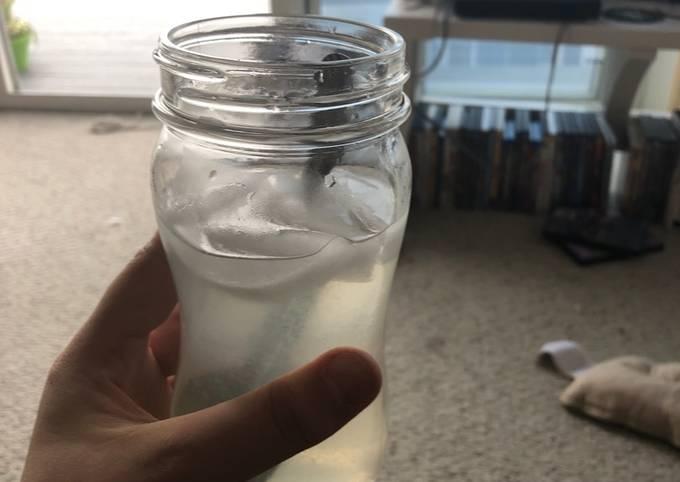 Italian lemonade