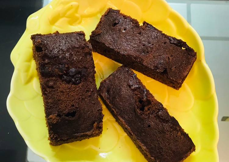 Step-by-Step Guide to Prepare Most Popular Brownie/chocolate cake