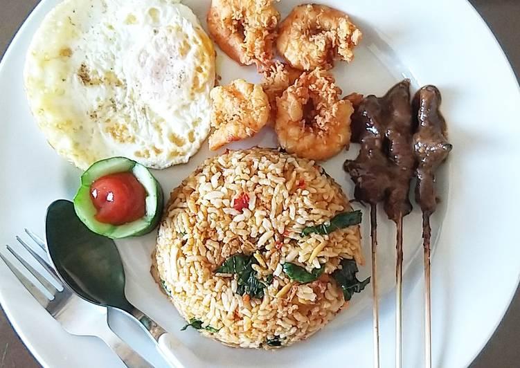Resep Nasi Goreng Ala Hotel Oleh Yeyen Fransisca Cookpad
