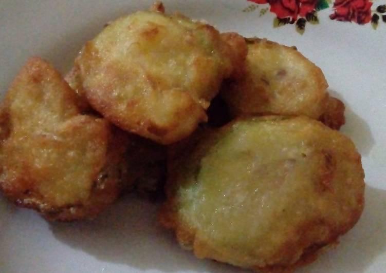 Recipe: Yummy Crispy Fried Eggplants