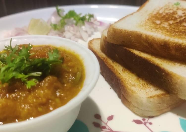 Recipe: Delectable Pav bhaji