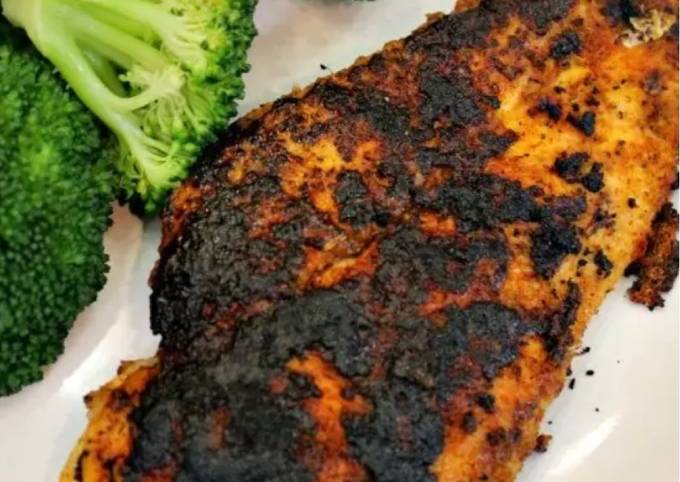 The Best Blackened Chicken Recipe By Ninjamommakitchen Cookpad