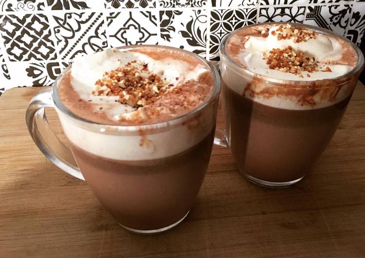 Recipe: Yummy Chocolat chaud