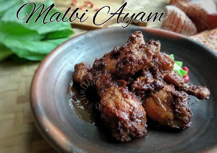 Malbi Ayam