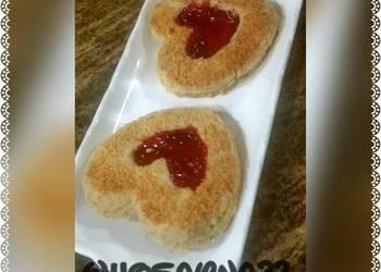 How to Prepare Delicious Whosaynas Coco Jam Tarts