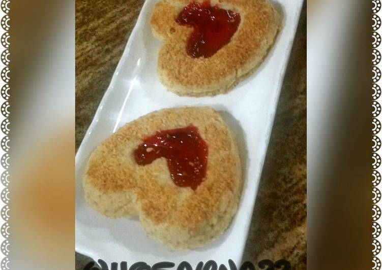 Whosayna's Coco Jam Tarts - Laurie G Edwards