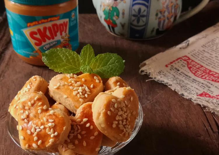 35. Kue Kacang Skippy