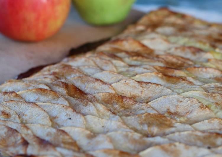 Recette Parfait Tarte fine aux pommes