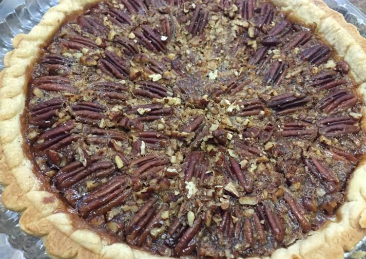 The Best Way to Cook Delicious Pecan pie