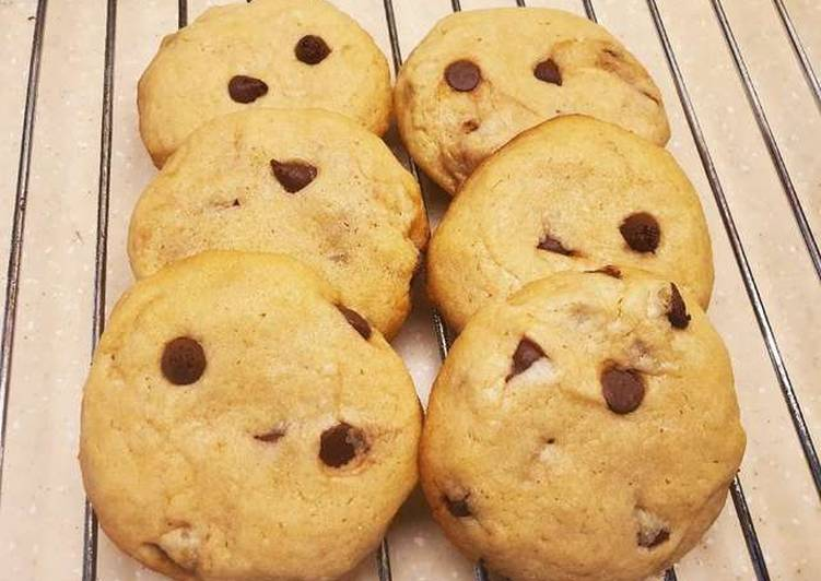 Recipe of Any-night-of-the-week Chocolate Chip Cookies