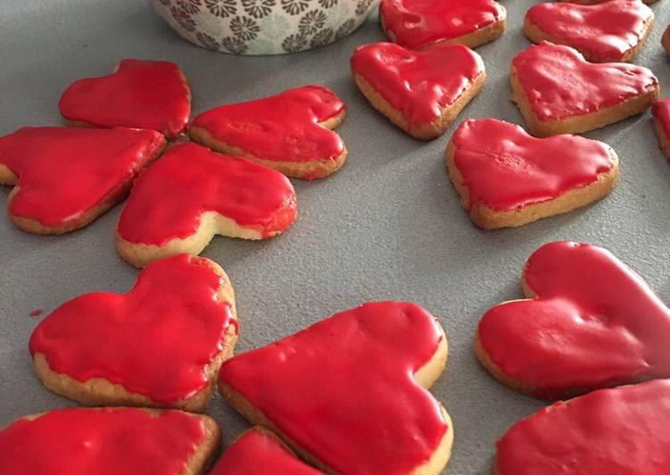 Recette Des Petits biscuits