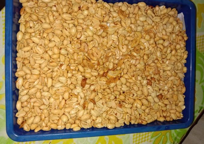 Kacang goreng edisi lebaran