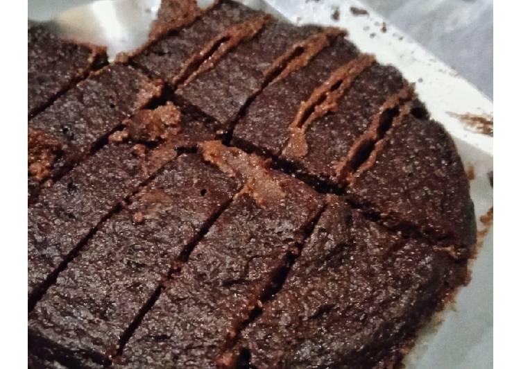 Choco Steam Cake Keto