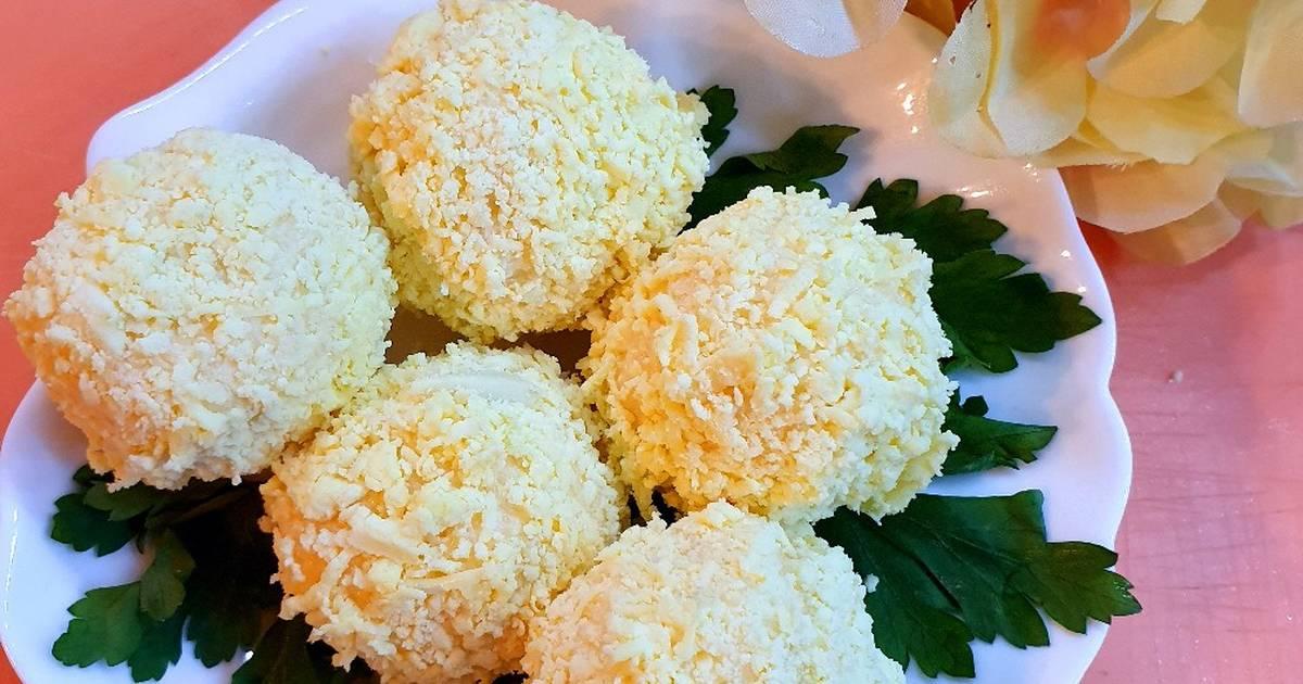 сырные шарики рецепт с фото пошагово классический