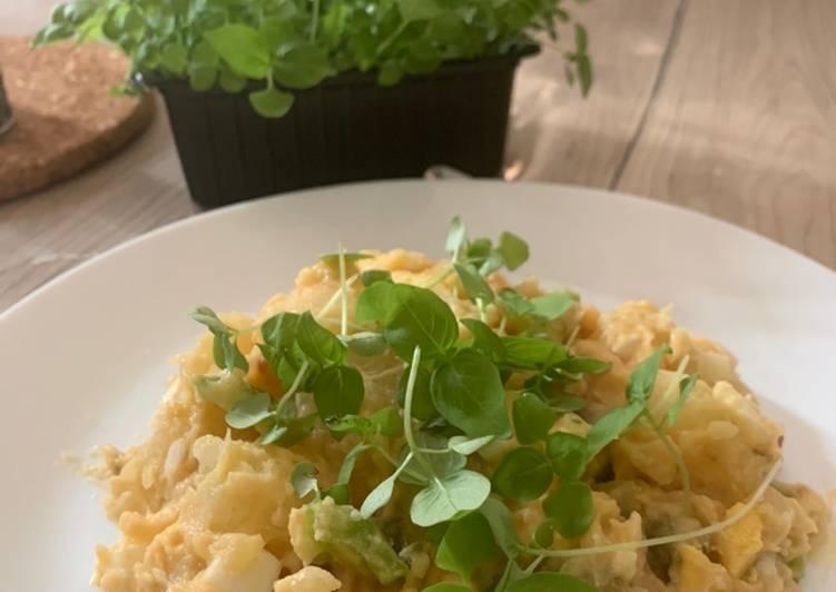 La Recette Pas à Pas Salade de pommes de terre