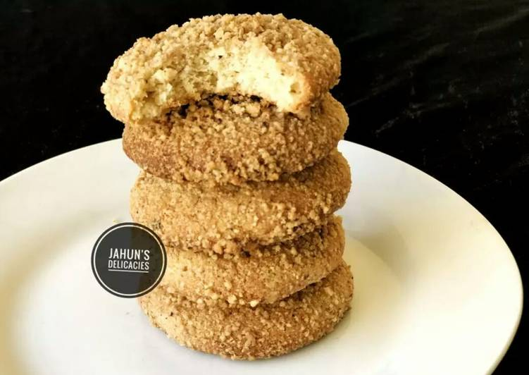 Groundnut Butter Cookie