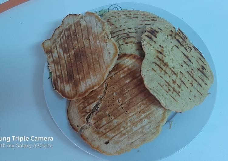 Recipe of Favorite Pan Cakes