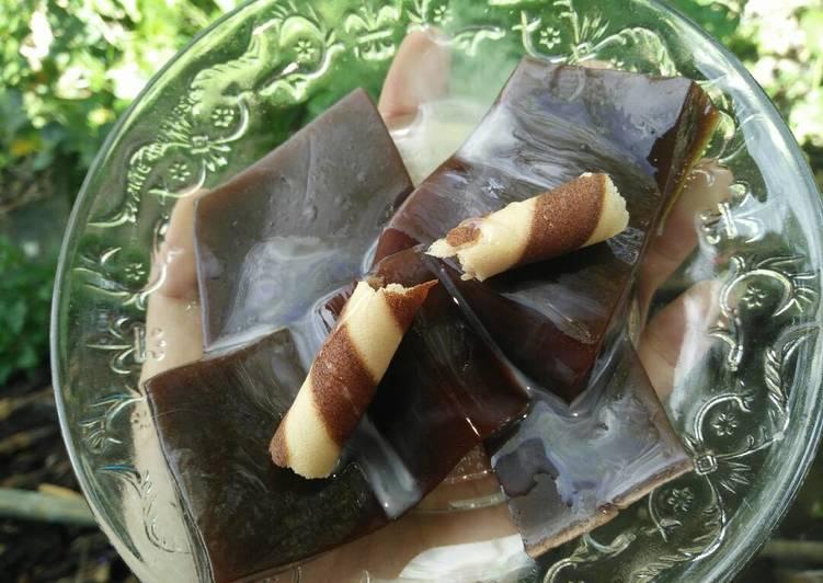 Agar² Coklat Chocolatos