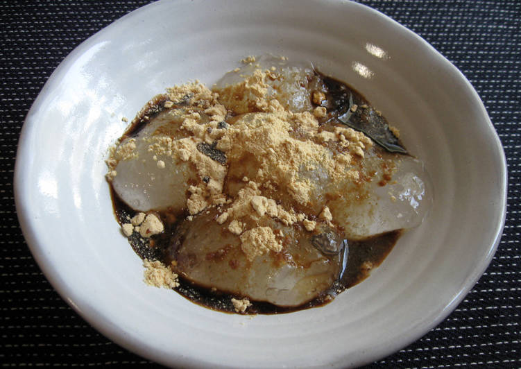 Consuming 14 Superfoods Is A Good Way To Go Green For Better Health Warabi Mochi
