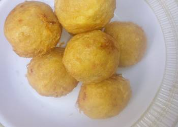 How to Cook Tasty Yam balls