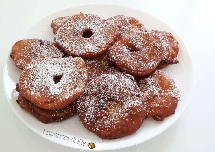 Ricetta Frittelle di mele alla cannella senza glutine