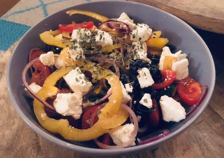 Greek salad ?