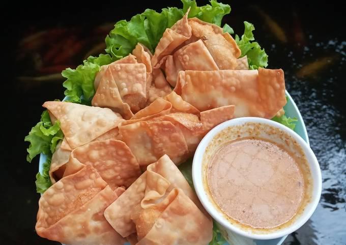Resep Batagor Ayam yang lezat dan Mudah Dibuat