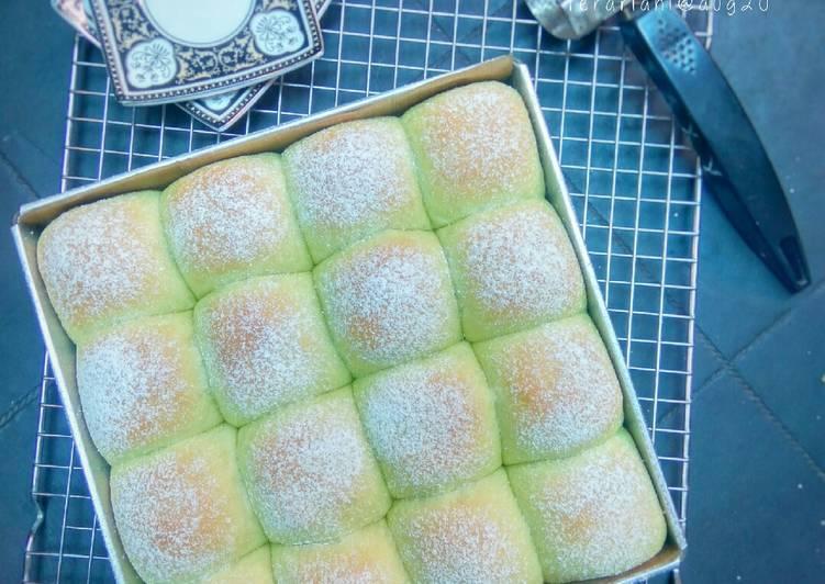 Japanese Milk Bread (eggless)