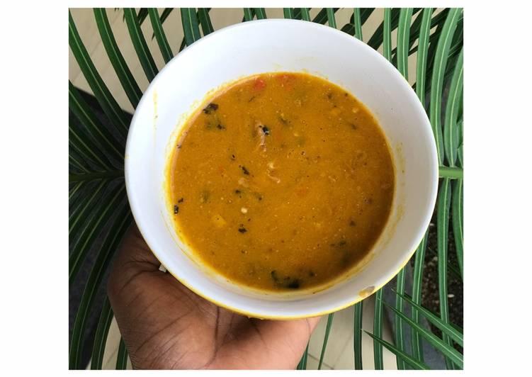 Easiest Way to Make Homemade Ogbono Soup