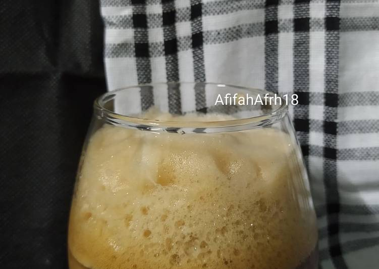 Ice Frappe Coffe