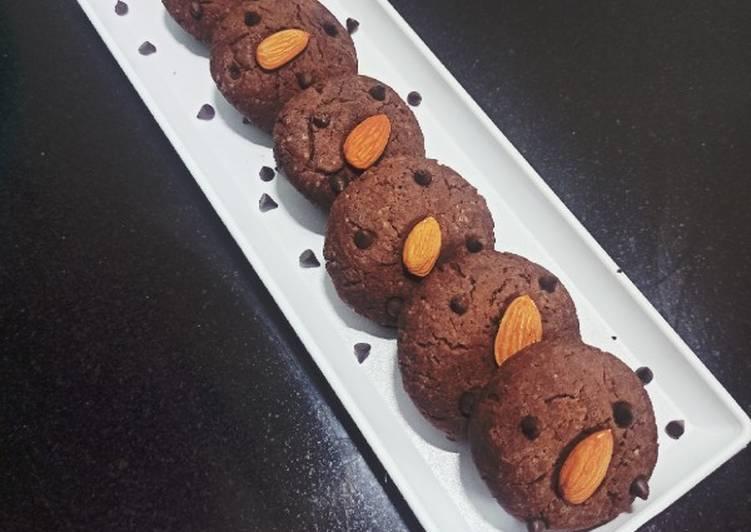 Recipe of Favorite Fudgy Brownie cookies