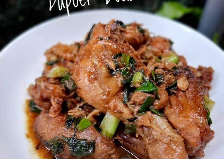 194. Semur Ayam Ala Dapoer Budhe