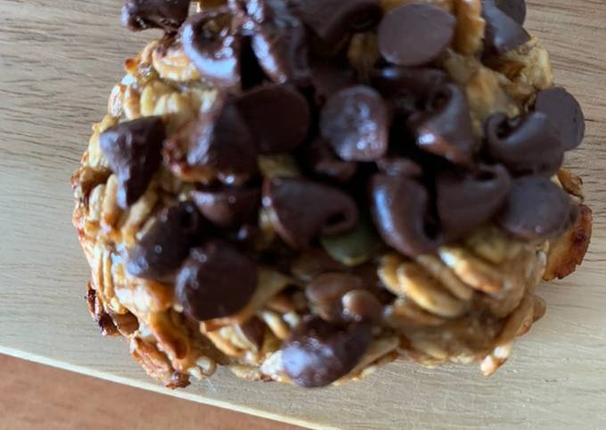 Cookies healthy, des petites recettes minceur en ce moment car l'été approche à grands pas 😉